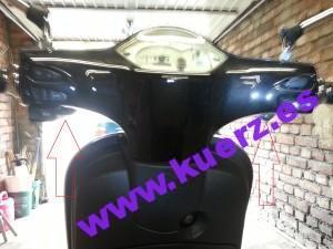 Schrauben der Lenkerverkleidung Vespa LX